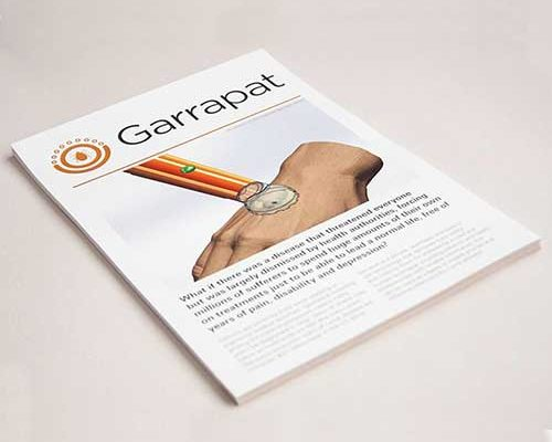 Garrapat Brand, Web & Graphic Design